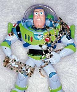 También Buzz posó para Vogue